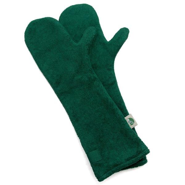 Drooghandschoen van het merk Ruff and Tumble kleur groen