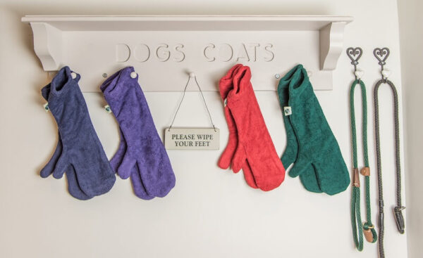 Drooghandschoen van het merk Ruff and Tumble diverse kleuren